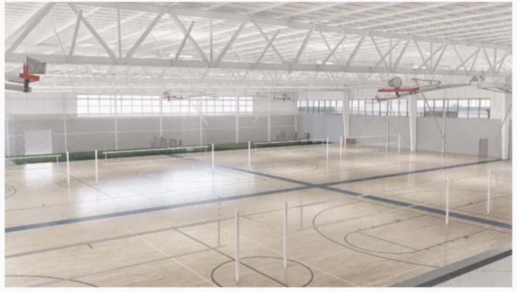 Welcome to the Legacy Center Sports Complex