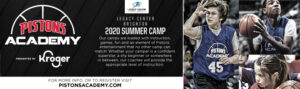 2020 Pistons Academy